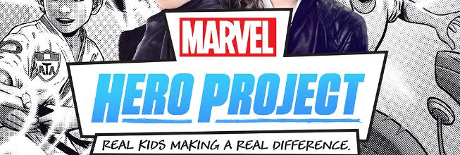 Take a Look at Real-Life Heroes in Marvel's Hero Project, Exclusive on Disney+