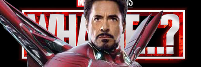 Robert Downey Jr. Will Lend His Voice as Tony Stark in Marvel's What If…?