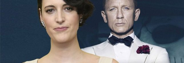 Daniel Craig Does Not Have Time For Derogatory Remarks About 'No Time to Die' Writer Phoebe Waller-Bridge