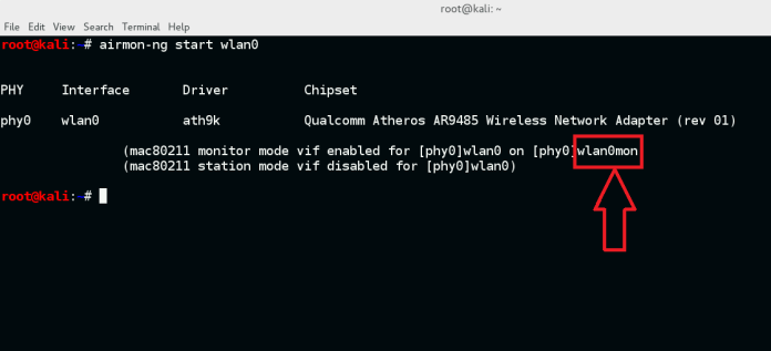 Tutorial = Aircrack-ng for Cracking WPA/WPA2 WiFi Passwords – GeekyBaba