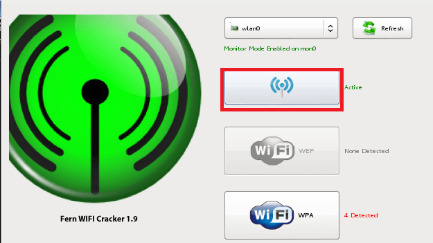 Fern Wifi Cracker