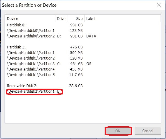 Password Protect External Hard Drive on Windows 10
