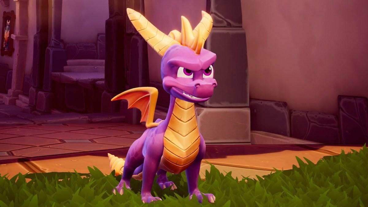 Spyro Reignited Trilogy – Játékbemutató
