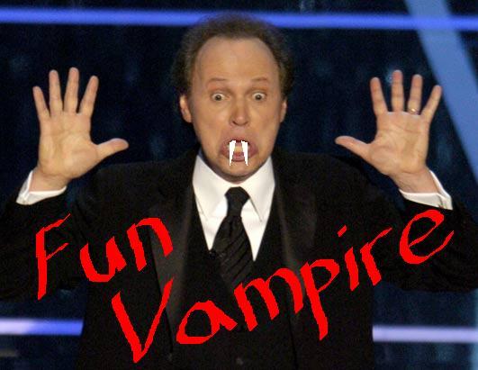 Billy Crystal Fun Vampire