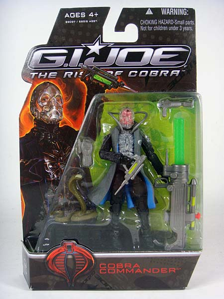 Cobra Commander Movie