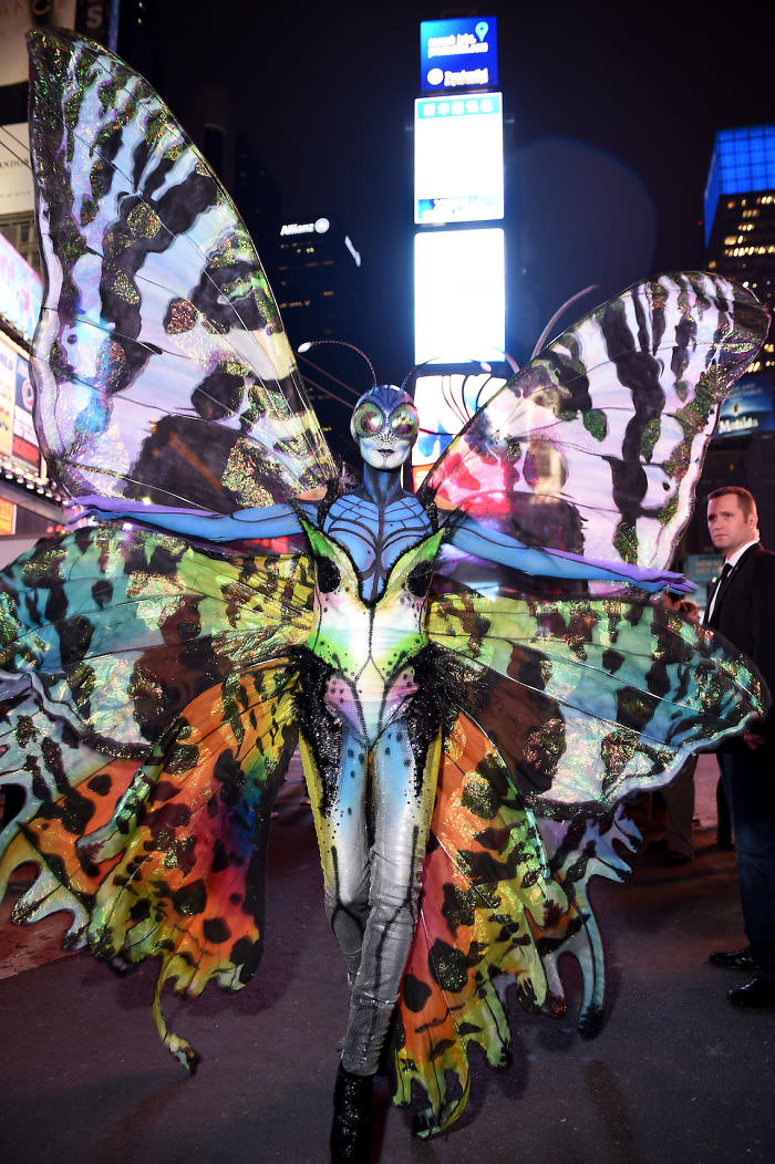 Heidi Klums Halloween Costumes