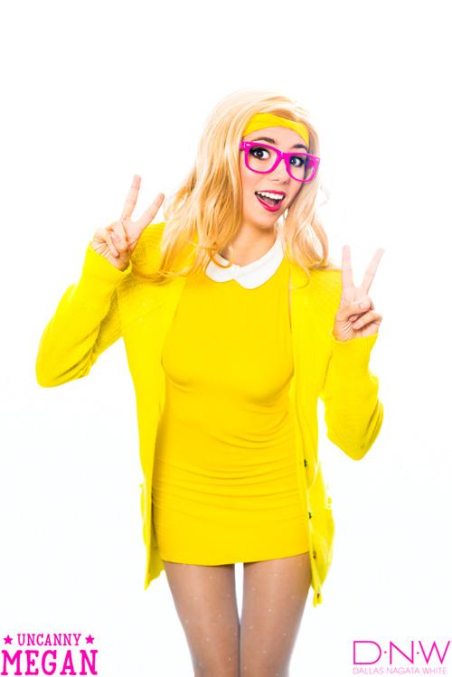 Honey Lemon From Big Hero 6 Cosplay