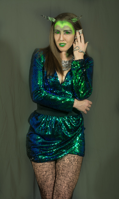 The 7 Deadly Sins Fantasy Photoshoot