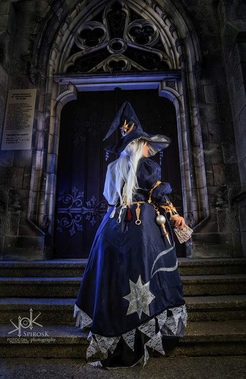 Astrologian From Final Fantasy XIV Cosplay