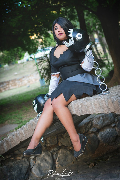 Chompette Cosplay
