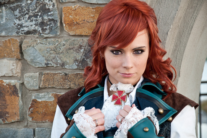 Elise From Assassin Creed Unity Cosplay
