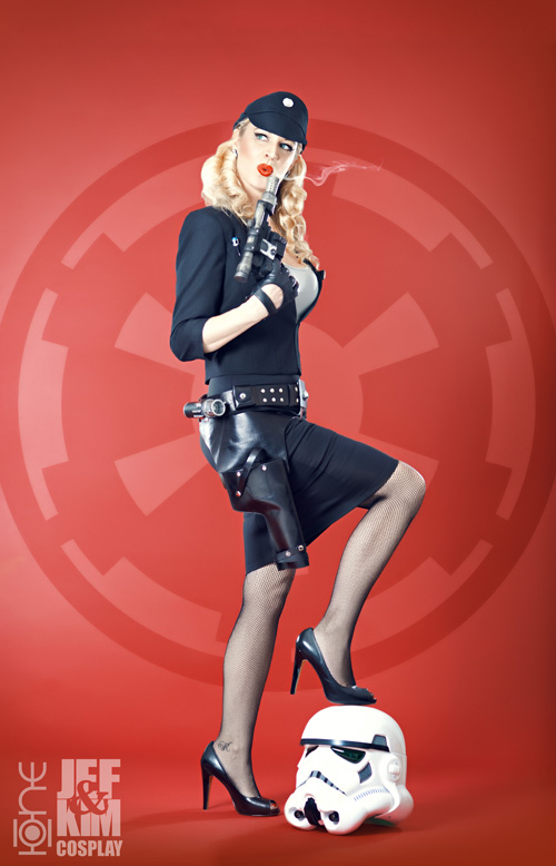 Officer Juno Eclipse Star Wars Cosplay