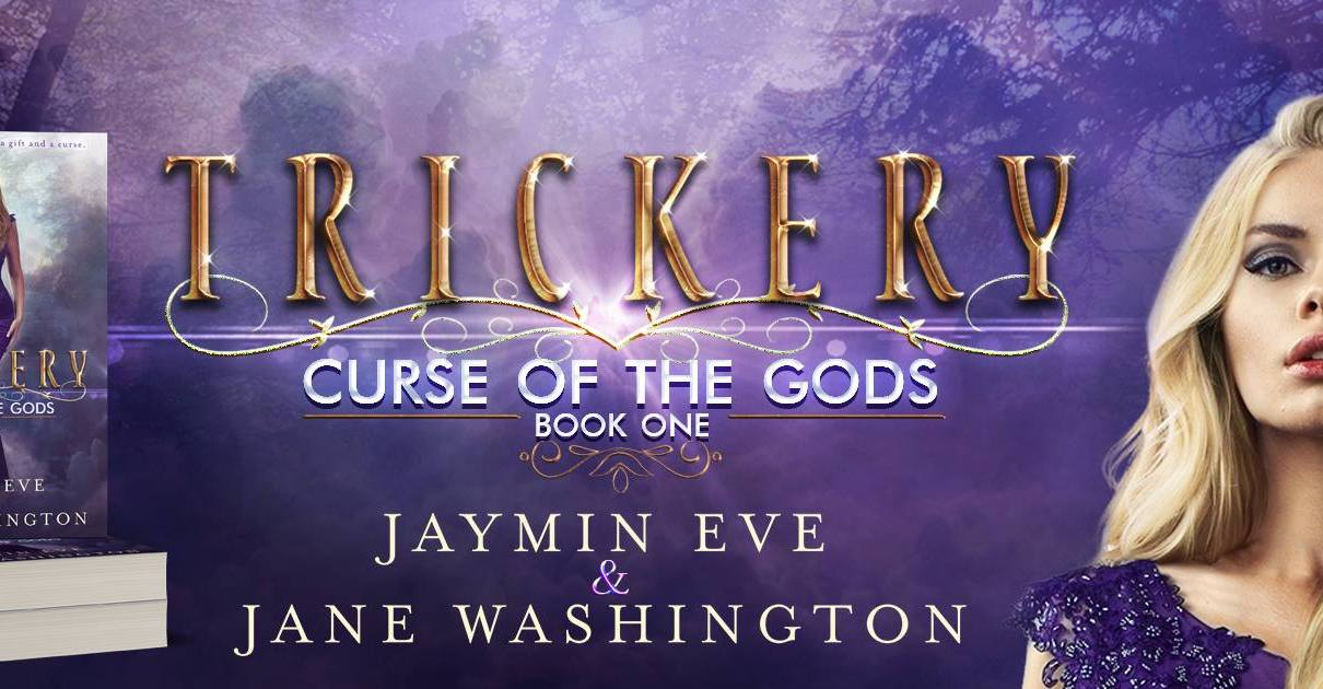 trickery (curse of the gods #1) by jaymin eve