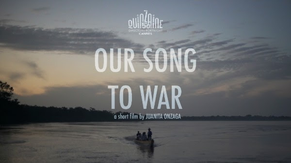 Documentary Award Nomination for Our Song to War at 2018 Cannes Film