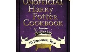 Harry Potter unofficial cookbook