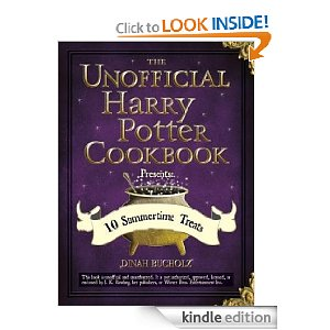 Harry Potter unofficial cookbook