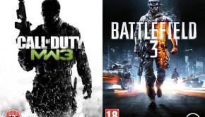 MW3 vs Battlefield 3