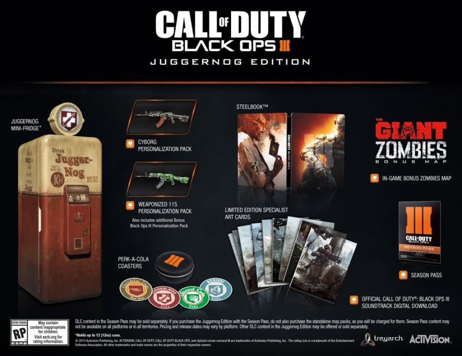 Black Ops 3 Juggernog Edition