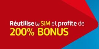 djezzy bonus 200%