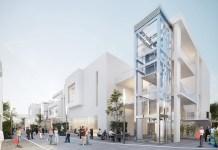 Garden City Alger Centre Commercial