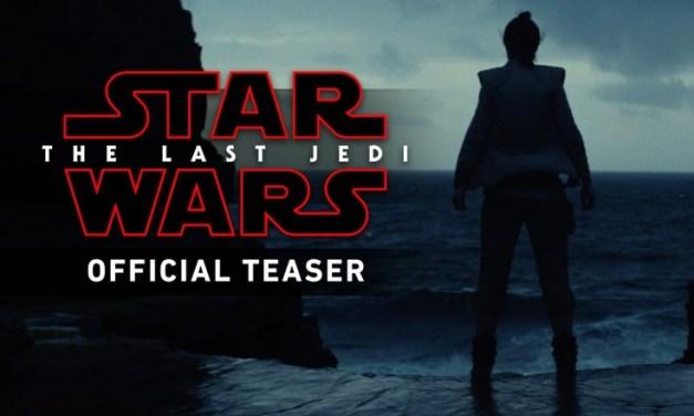 Star Wars – The Last Jedi Trailer