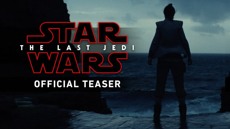 Star Wars – The Last Jedi Trailer