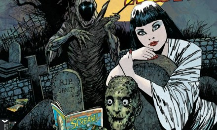 Scream! and Misty Halloween Special Review