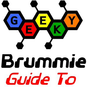 Geeky Brummie Guide To