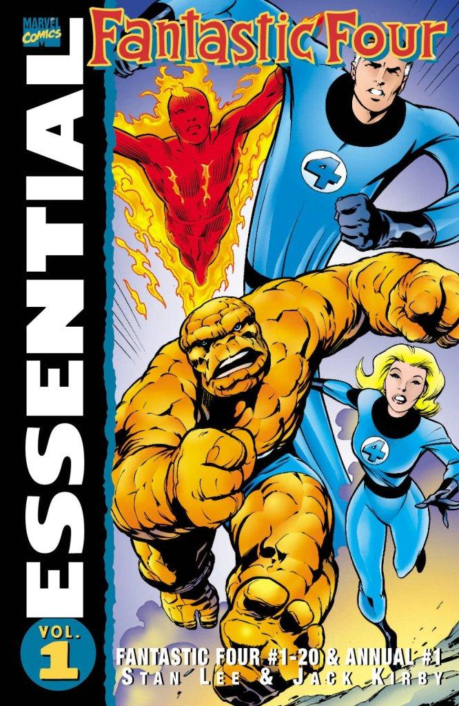 Essential Marvel