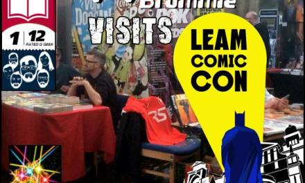 Geeky Brummie Goes to Leam Comic Con 2018