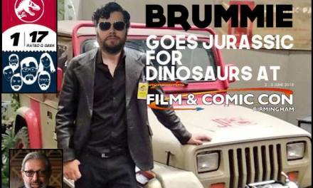 Geeky Brummie Goes to FCCB 2018