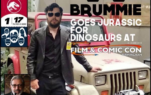 Geeky Brummie Goes to FCCB 2018