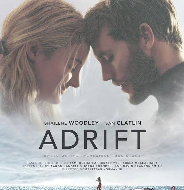 Film Review – Adrift at Odeon Luxe Broadway Plaza