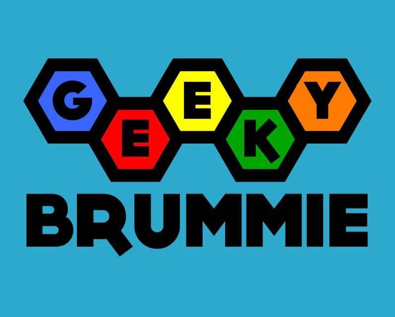 Geeky Brummie Going Forward