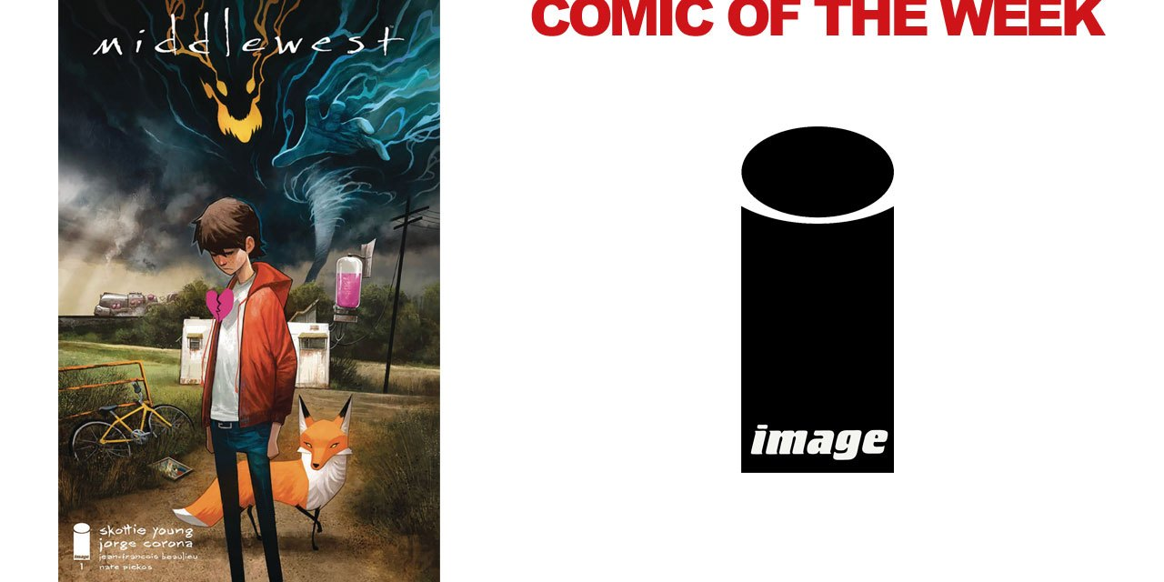 Middlewest #NewComicBookDay 21st November 2018