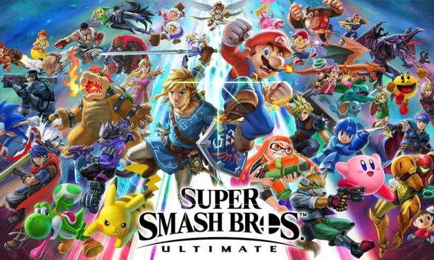 Super Smash Bros Ultimate – Newcomer Impressions