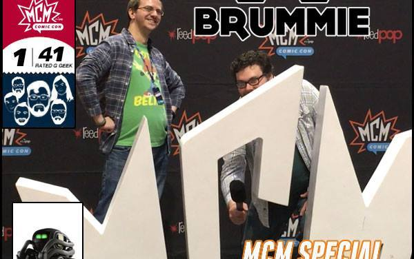 The Geeky Brummie Podcast – Issue 141!
