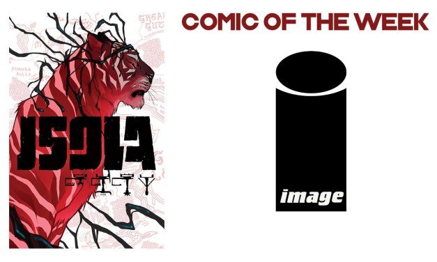 Isola #NewComicBookDay 16th January 2019