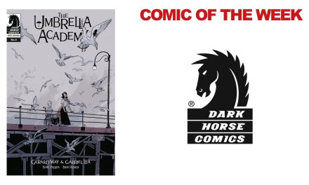 Umbrella Academy #NewComicBookDay 3rd January 2019