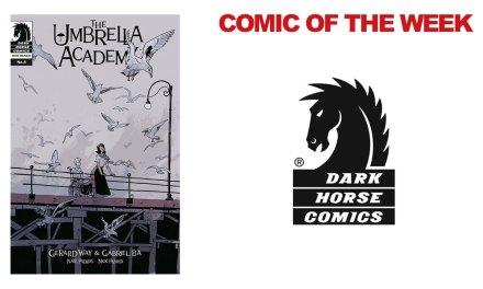 Umbrella Academy #NewComicBookDay 3rd January 2019