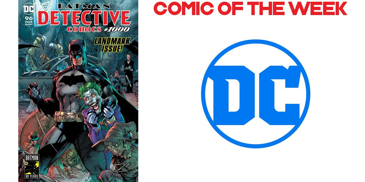 Detective Comics 1000 #NCBD 27th March 2019