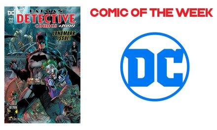 Detective Comics 1000 #NCBD 27th March 2019