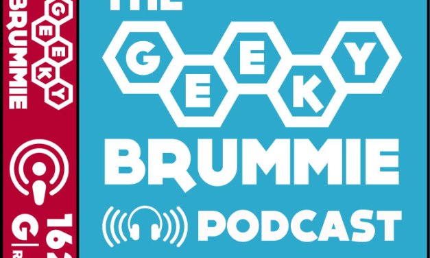 The Geeky Brummie Podcast – Issue 162! Avengers Endgame Special