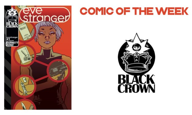 Eve Stranger #NCBD 8th May 2019