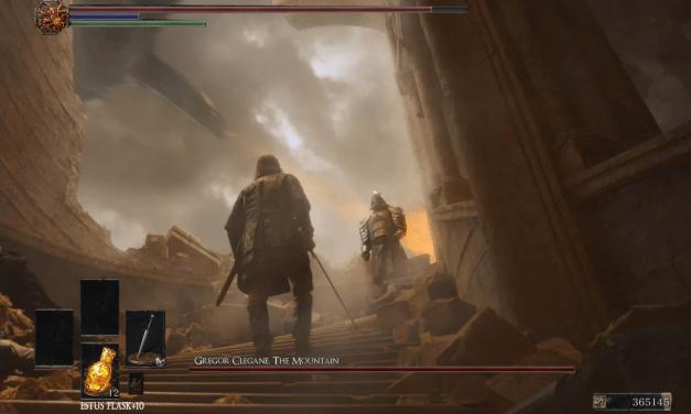 Gaming Roundup – Stark Souls