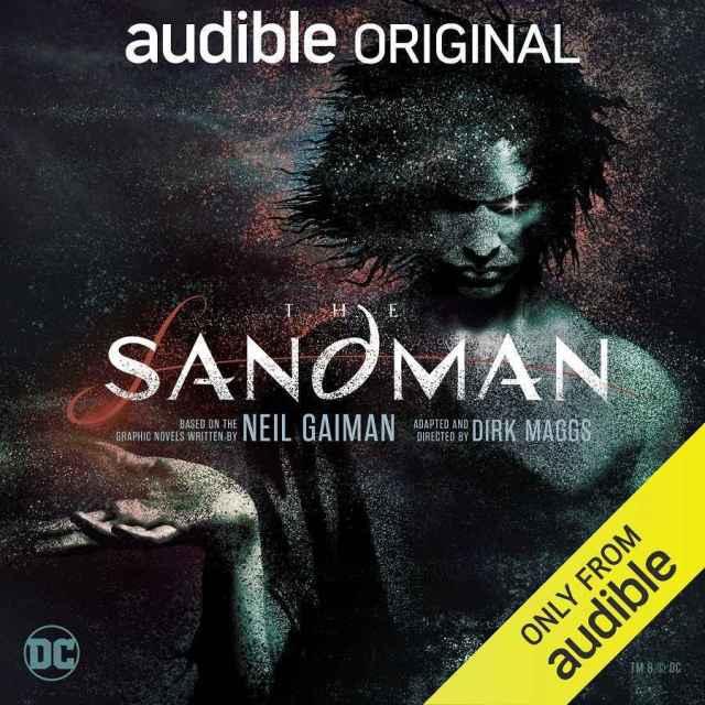 the-sandman-audible