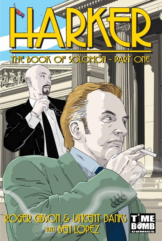 Harker cover