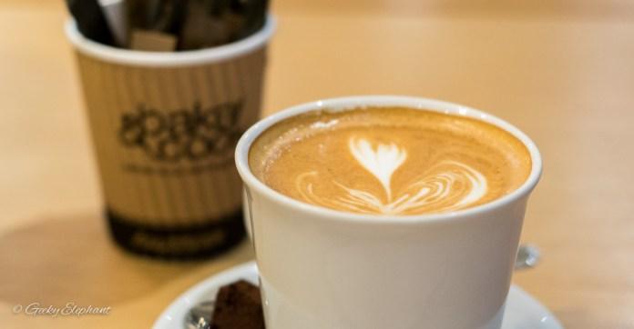 Baker & Cook: Latte