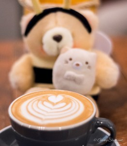 Grizzly Cafe KL: Flat White
