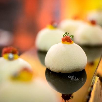 Savour 2015: Janice Wong Sweets—Mango Mochi
